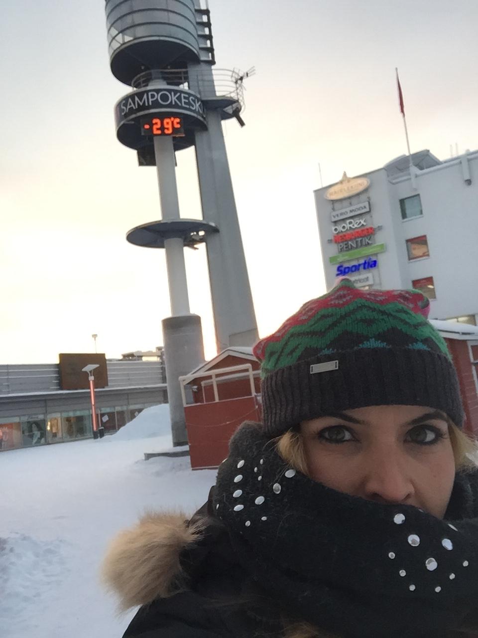 Rovaniemi, Finlandia