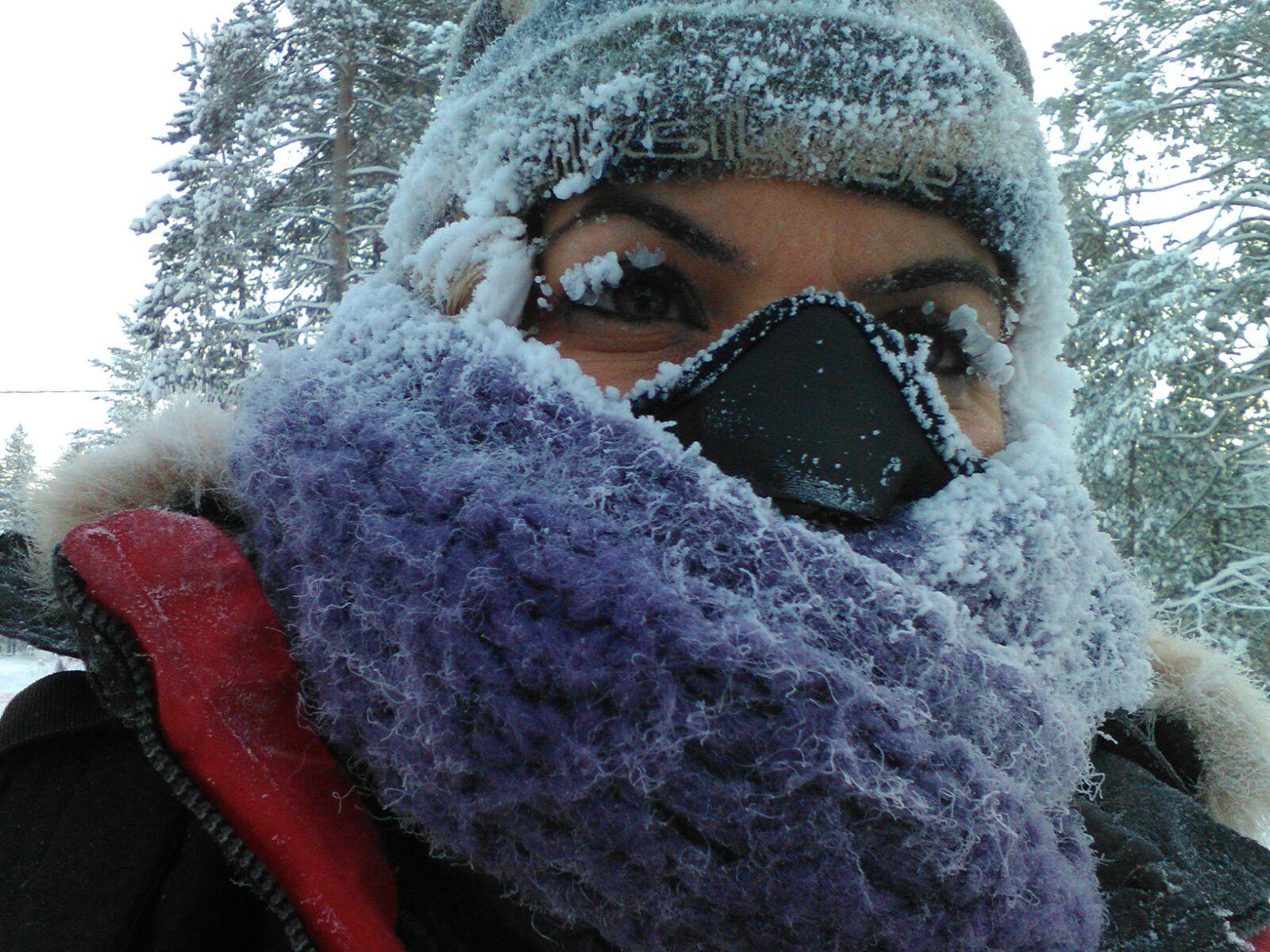 Soportando las bajas temperaturas