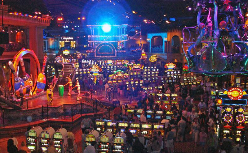 Casino en Las Vegas