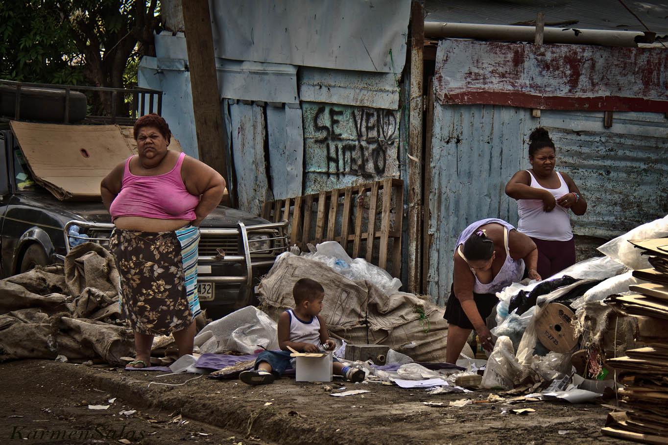 """Vertedero """"La Chureca"""", Managua"""