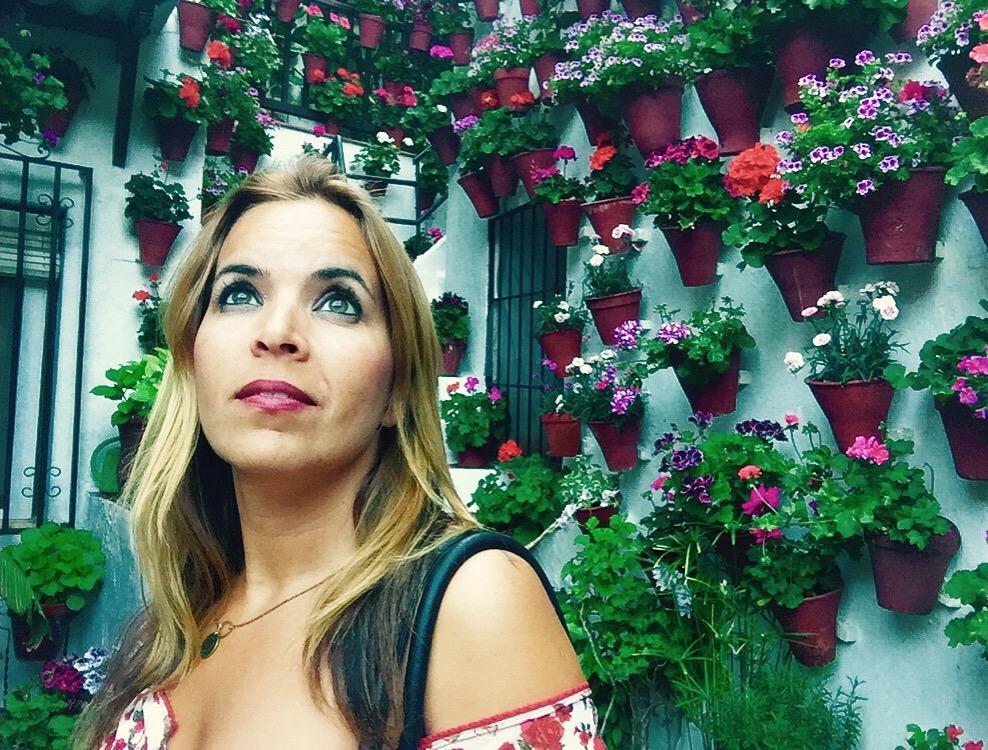 Interior de los patios de Córdoba