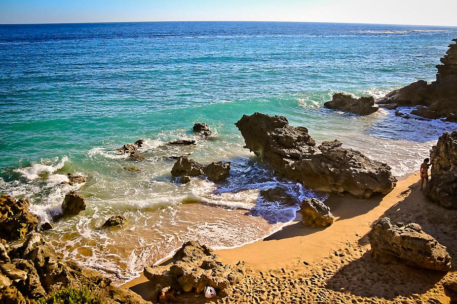 Playas de Caños de Meca