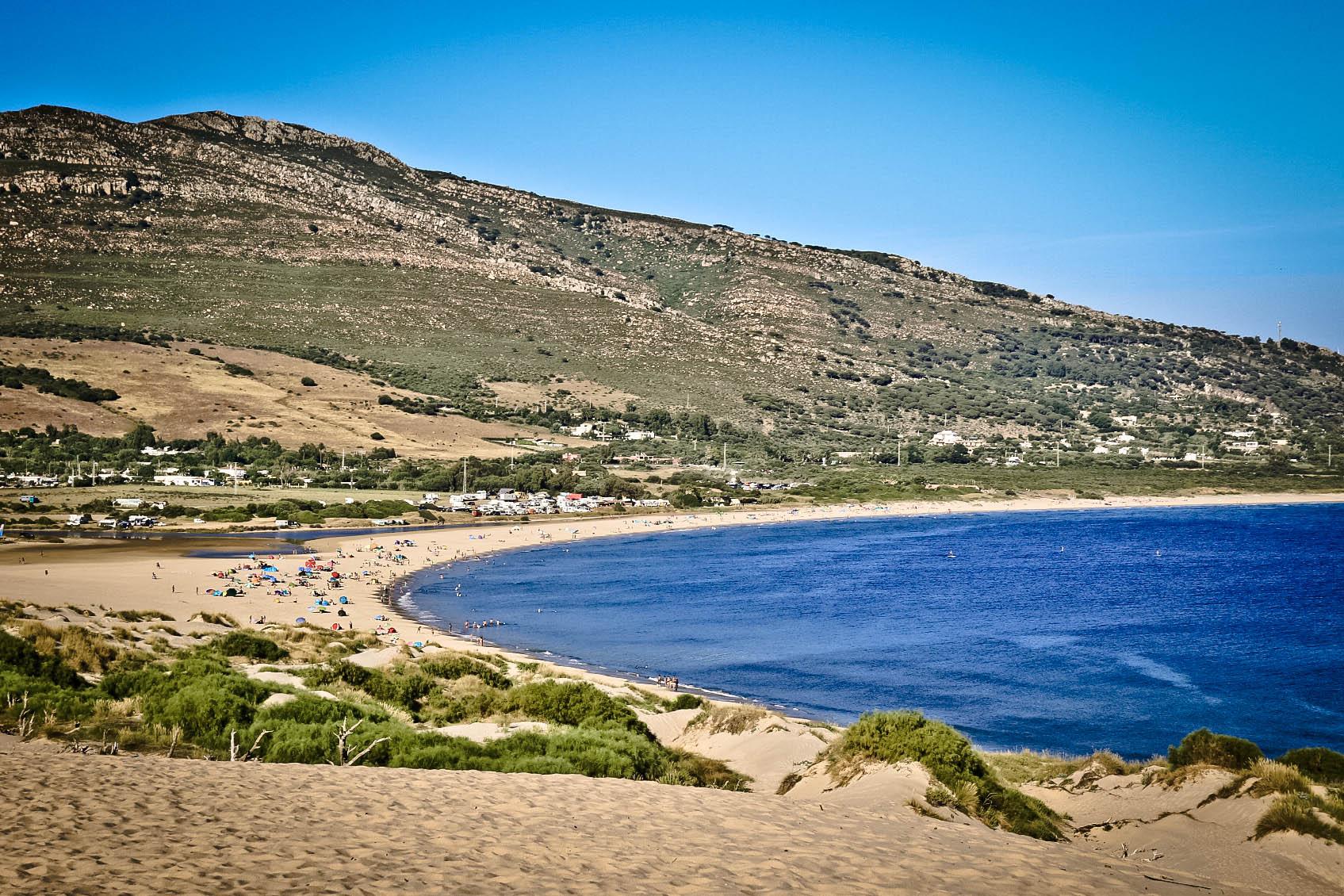 Playa de Punta Paloma, Tarifa