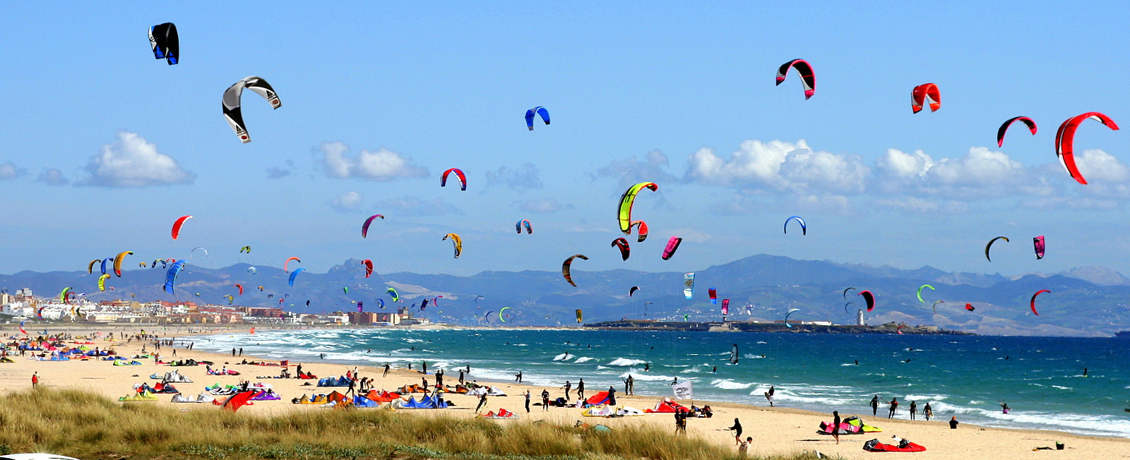 Playa de Los Lances, Tarifa