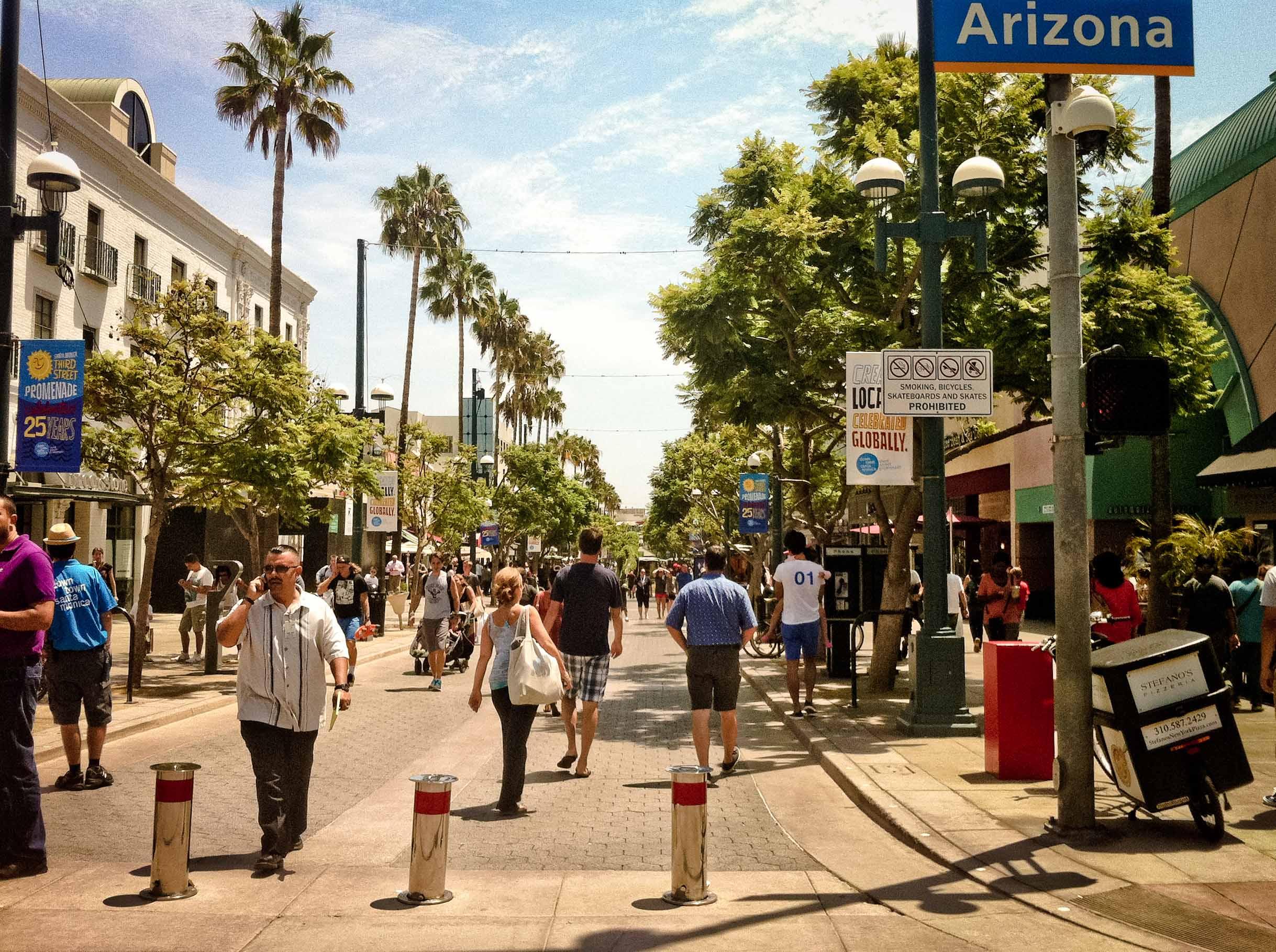 Boulevard de Santa Mónica