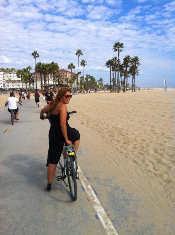 Recorrido en bici por Santa Mónica