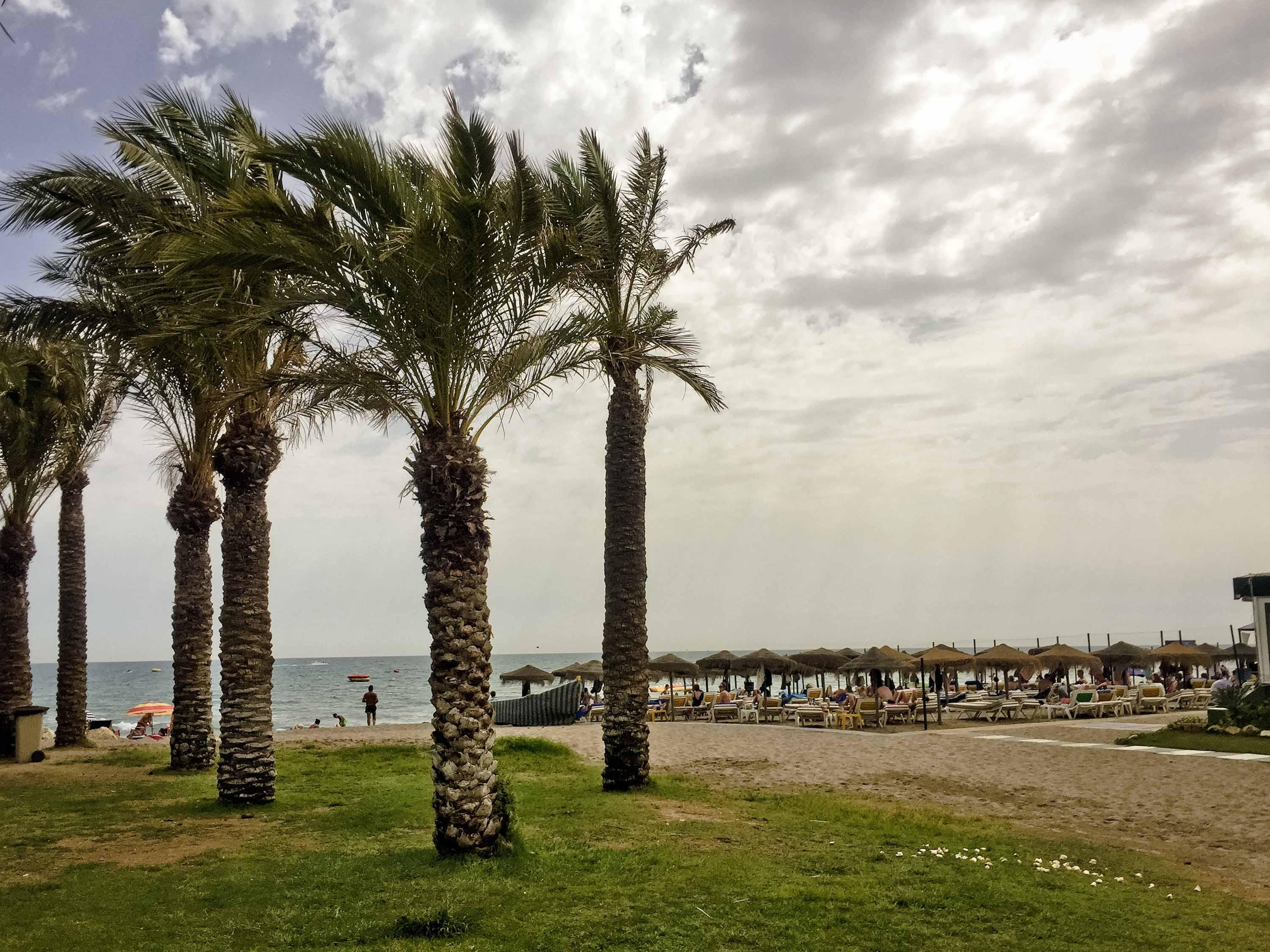 Playa de Los Álamos