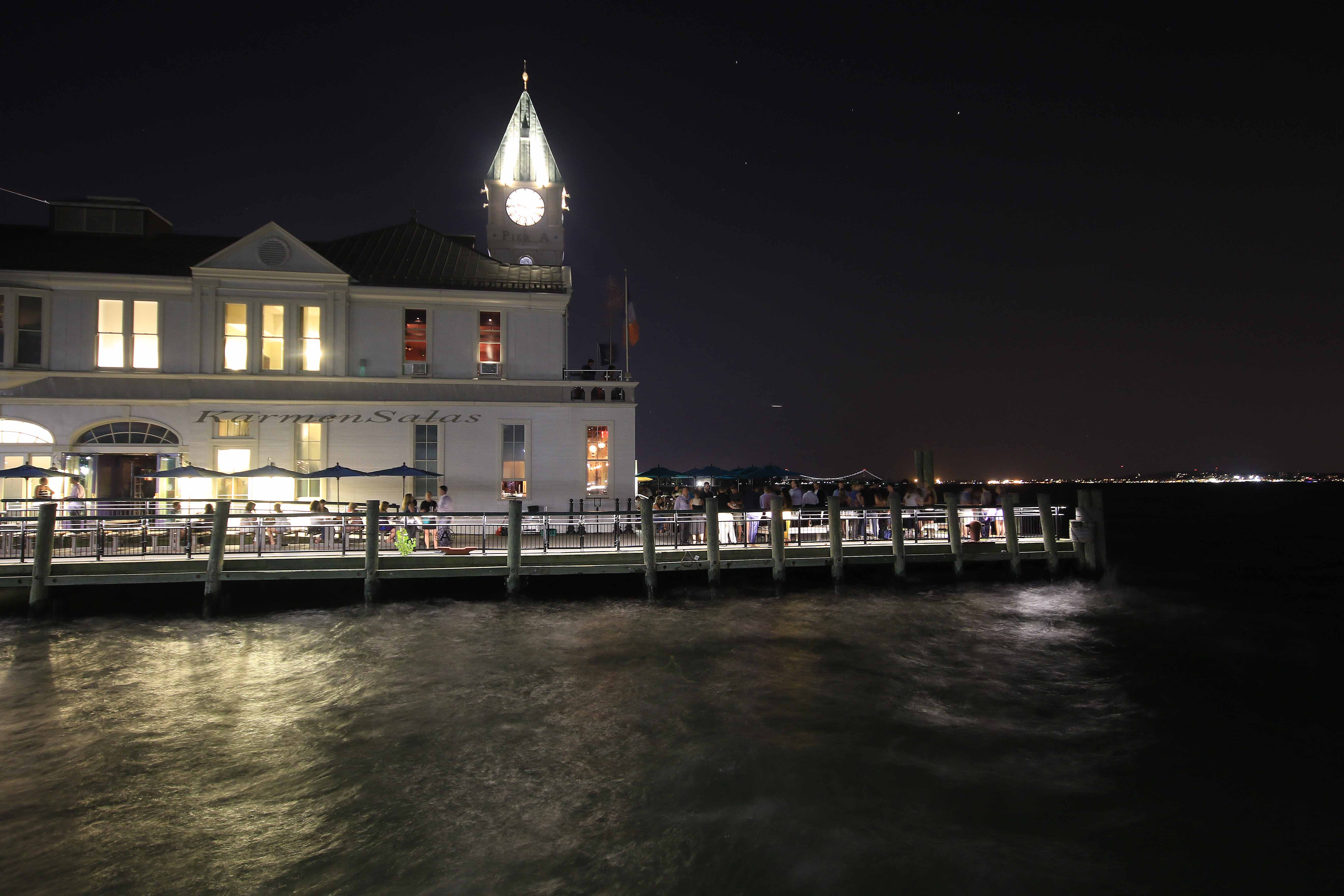 Embarcadero de Battery Park