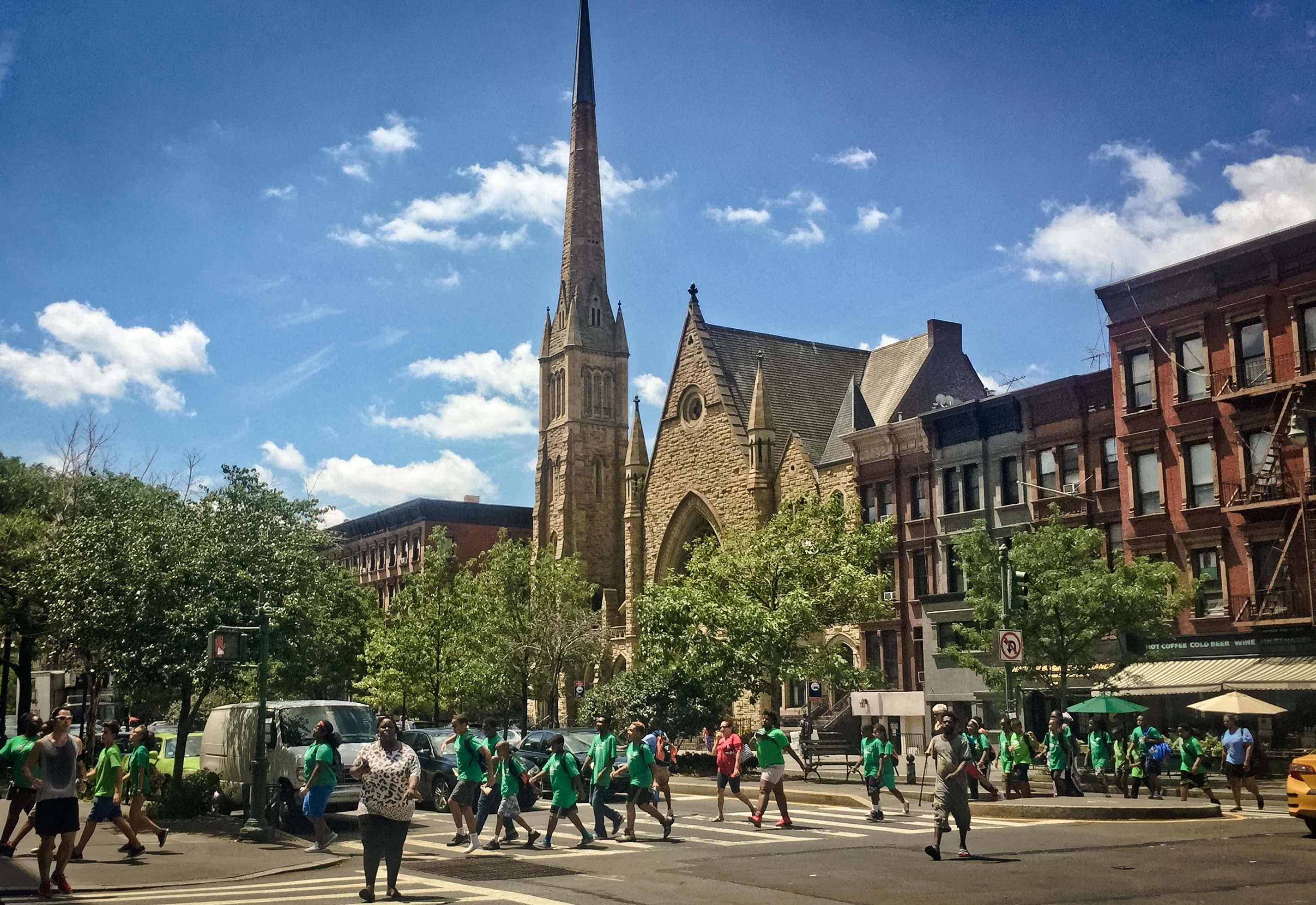 Calles de Harlem