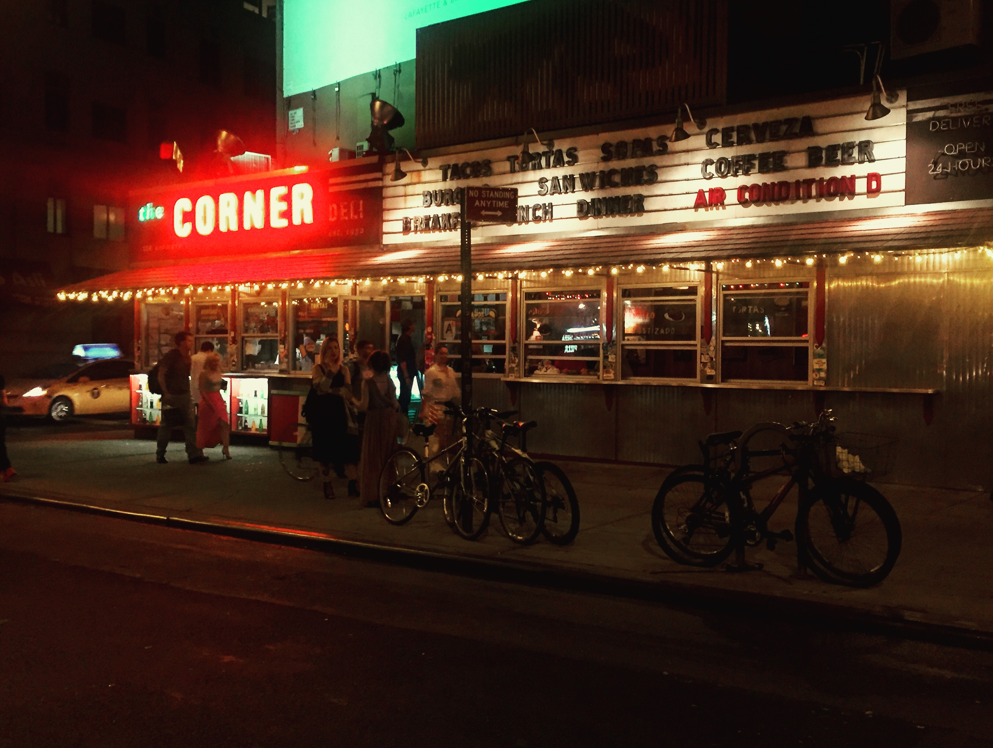 The Corner, uno de los bares más famosos de Soho