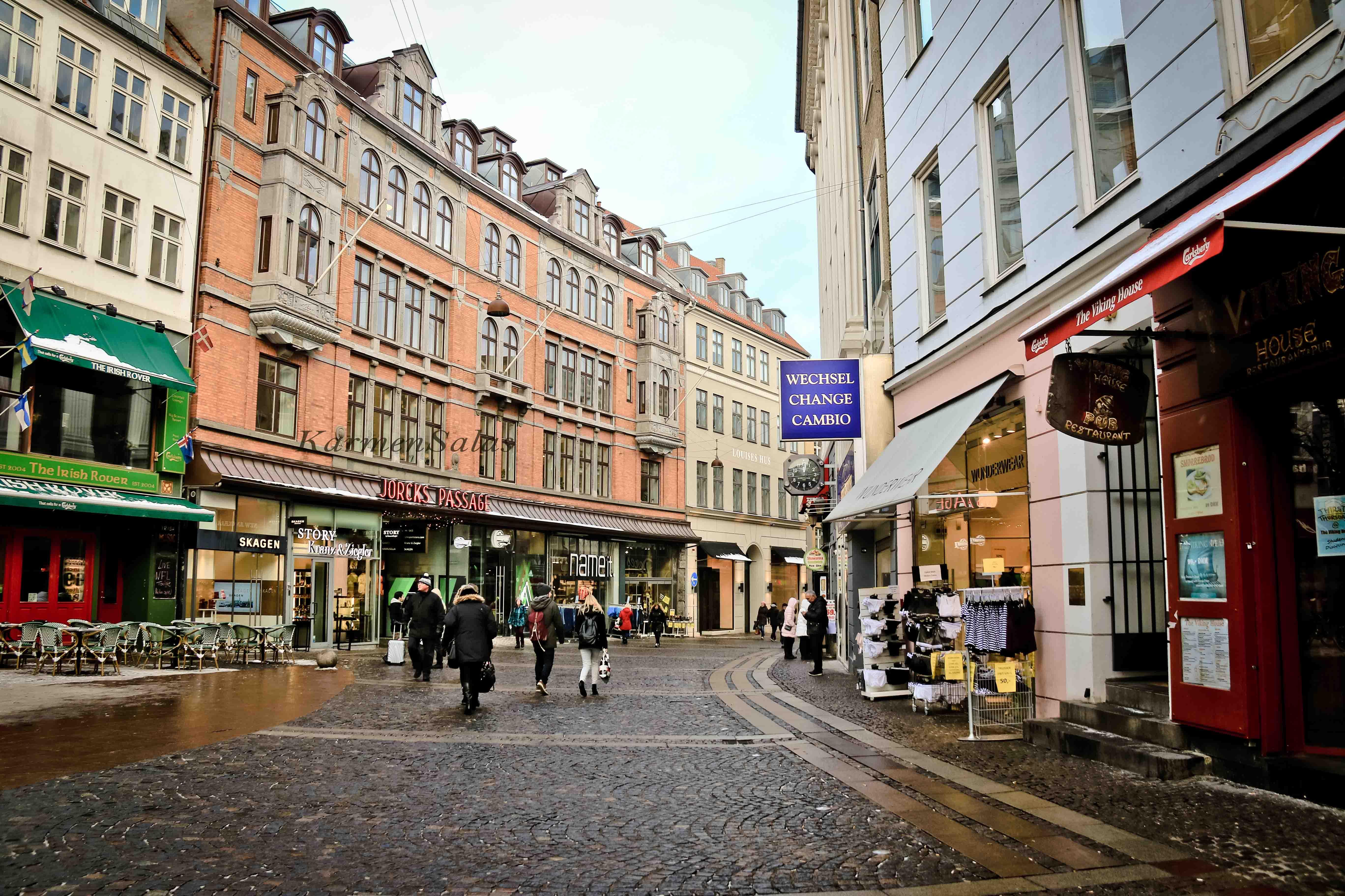 Calle Strøget