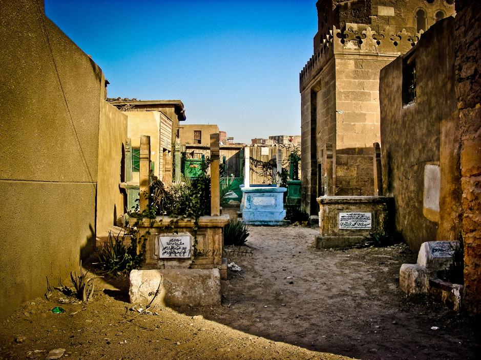 Ciudad de los muertos, El Cairo