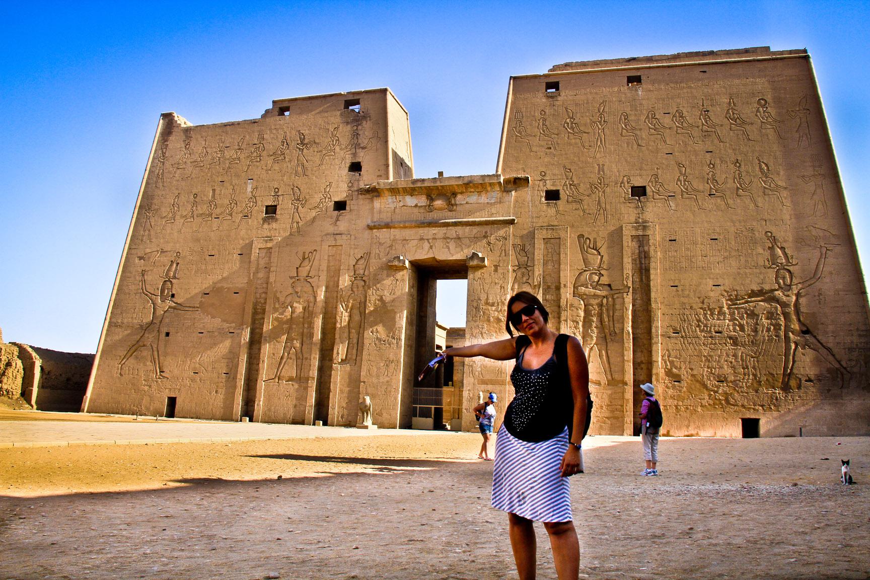 Templo de Horus, Egipto