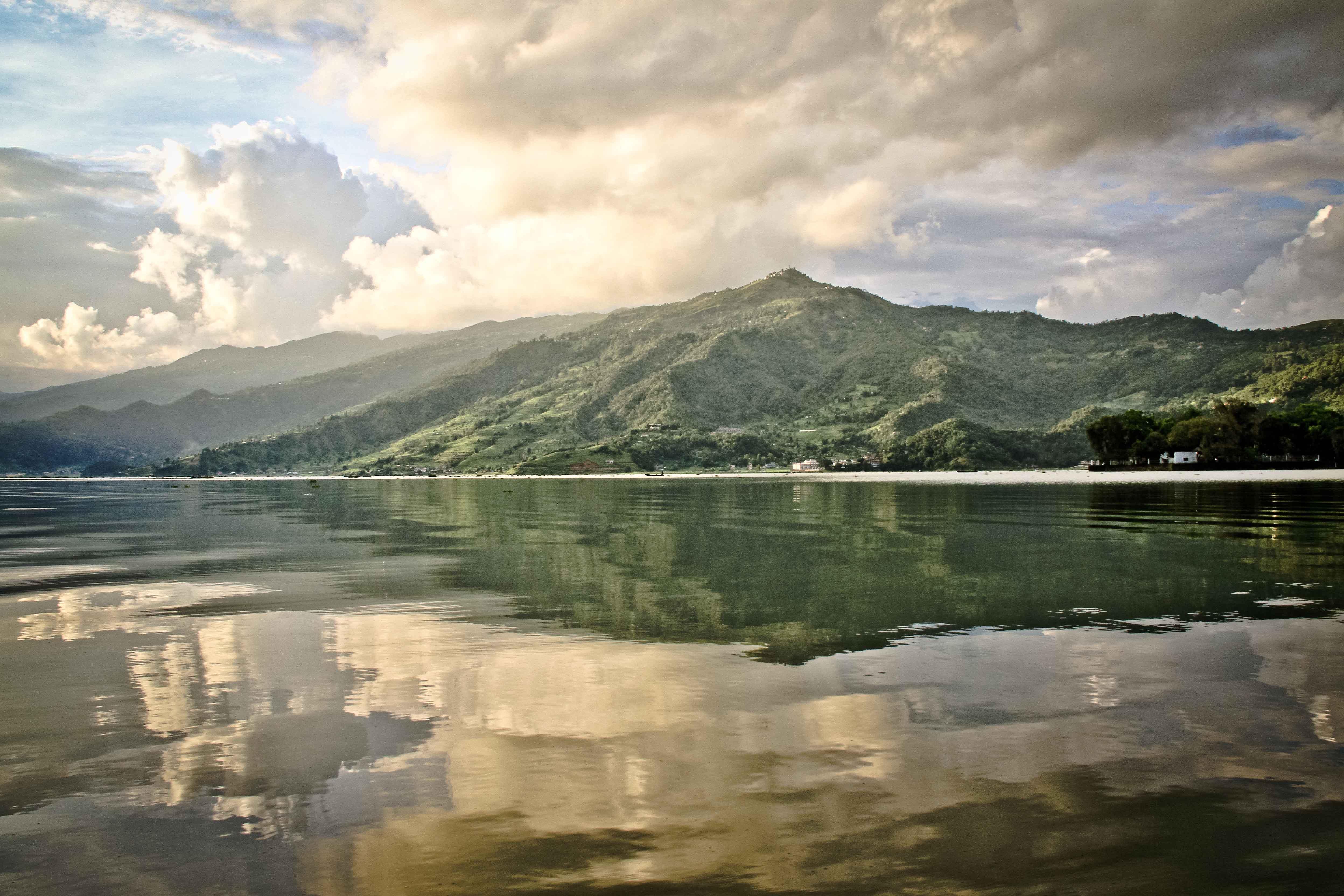 Lago Phewa, Phokara