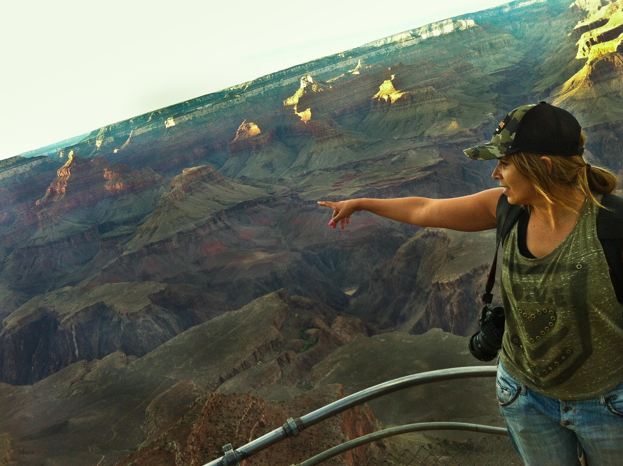 Miradores del Cañón del Colorado